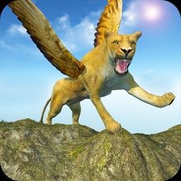 Flying Lion - Wild Simulator
