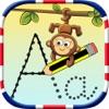 英文字母表ABC学英语背单词识字&儿童画画游戏 – 3到6岁宝宝早教育儿软件
