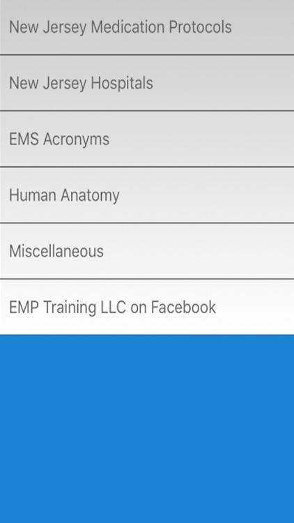 NJ EMT Quick Guide screenshot-3