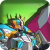 机甲战神 :终极武器-不死英雄 机器人组装拼装战斗益智小游戏