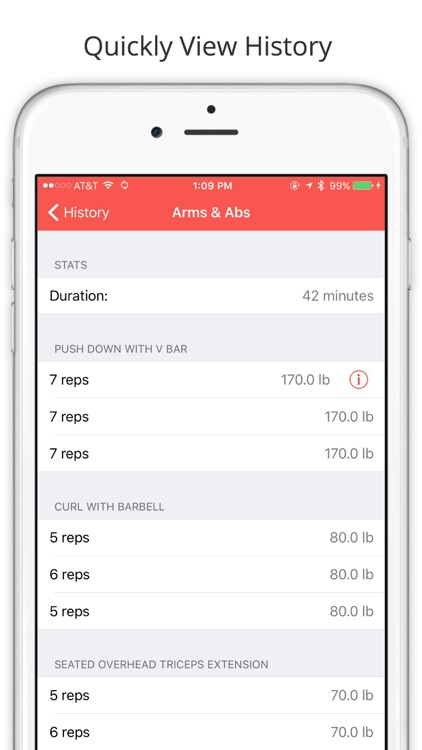 Zen Workouts - Strength Training planner, logger, and analyzer