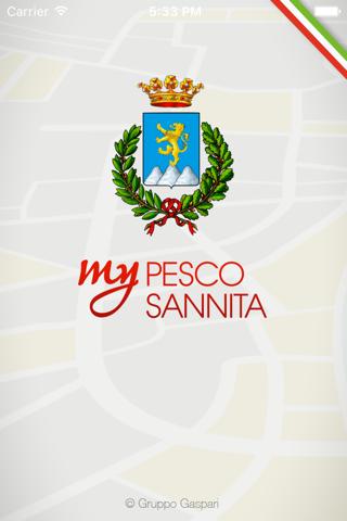 MyPescoSannita - náhled