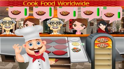 Chef Cooking Master Food Fever : Maker Hamburger,Hotdog,Pizza Free GamesScreenshot of 2