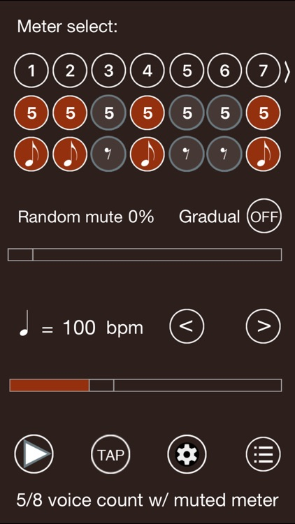 Time Guru Metronome screenshot-3