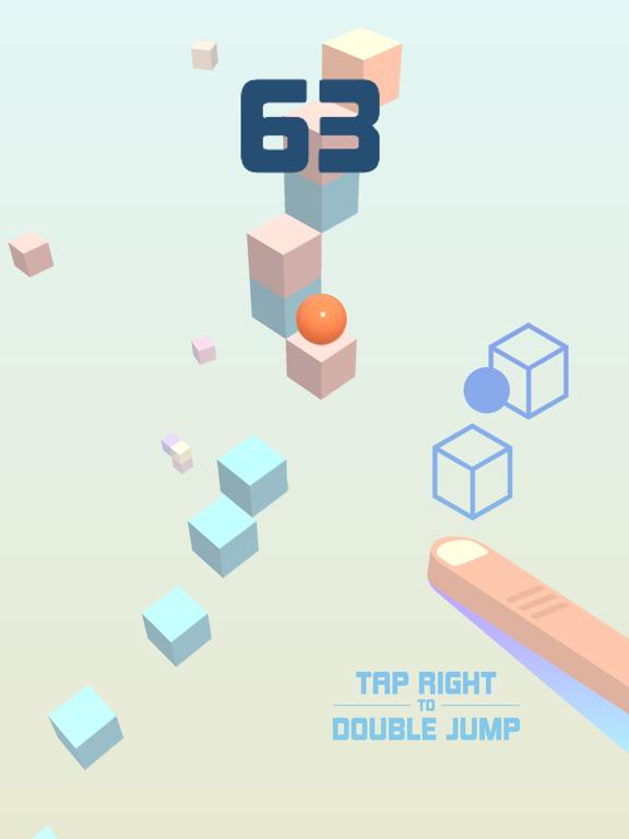 Cube Skip screenshot 2