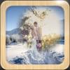 Snowfall Photo Frames - make eligant and awesome photo using new photo frames