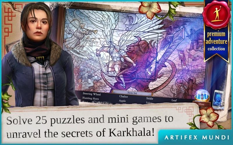 点击获取Enigmatis 3: The Shadow of Karkhala