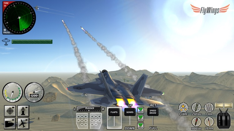 Combat Flight Simulator 2016 Free