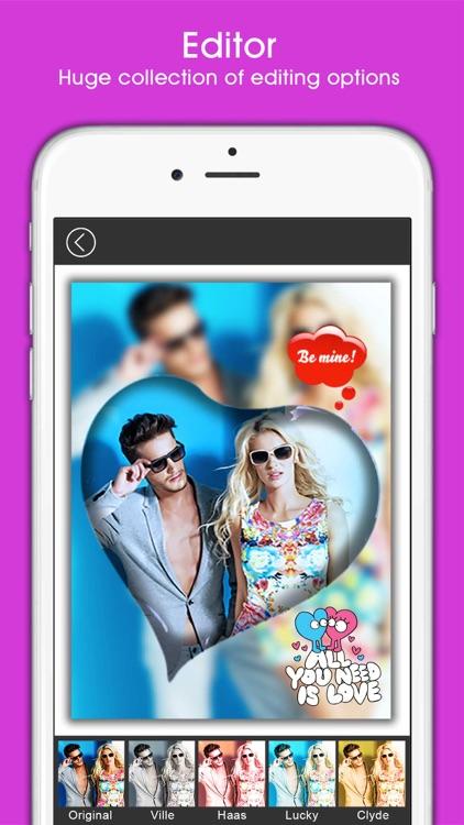 PIP Magic - Selfie Camera App screenshot-4