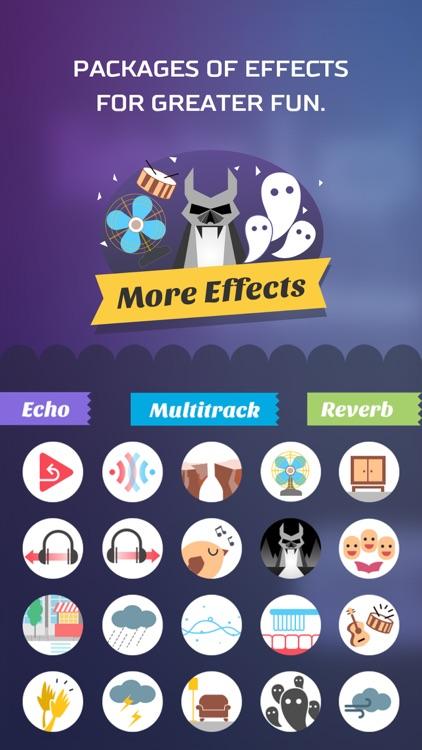 Voice Changer App – Funny SoundBoard Effects screenshot-3