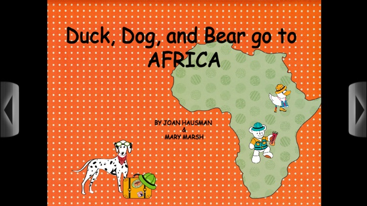 Duck, Dog & Bear Go to Africa