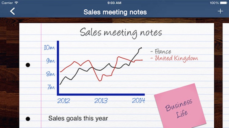 Notebook Lite - Take Notes & Handwriting