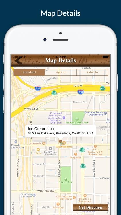 Ice Cream Finder screenshot-4