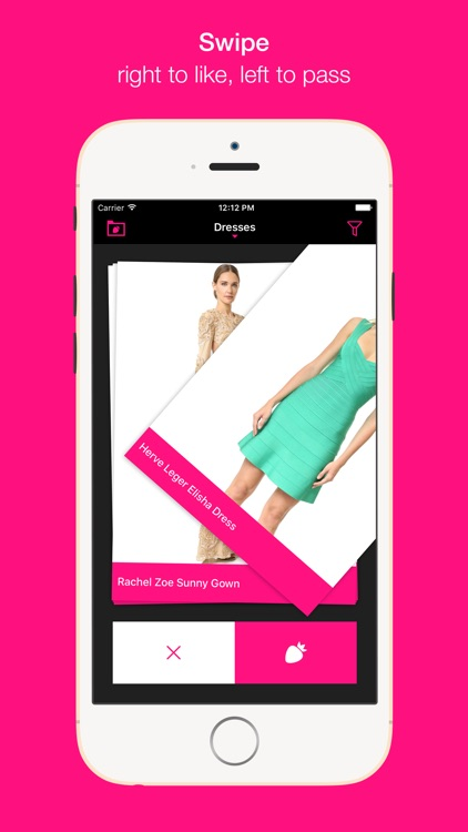 Strawberry - Your Style Finder & Fashion Shopping Assistant