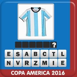 "Soccer Quiz 2016 - ""for Copa America Centenario in United States"""