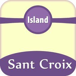 St Croix Island Offline Map Travel Guide
