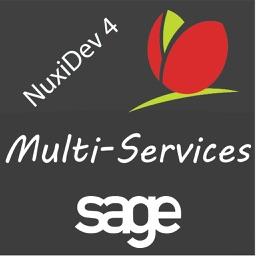 Sage MultiServices i7 & Evolution