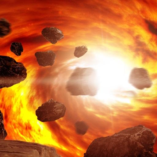 Aaaaaaah! Asteroids