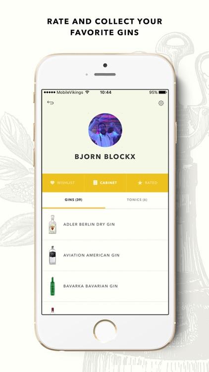 Ginventory – Gin & Tonic Guide screenshot-3
