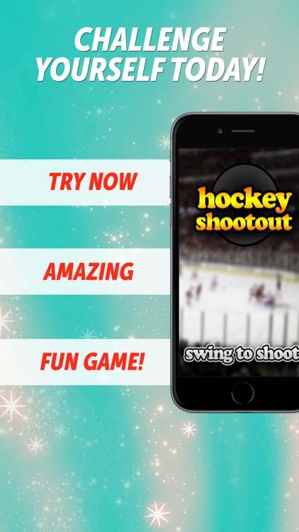 Hockey Shootout FREE Game