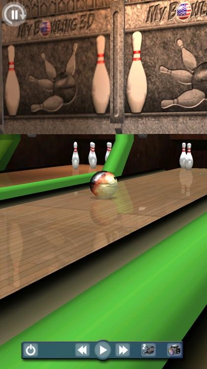 My Bowling 3D screenshot-3