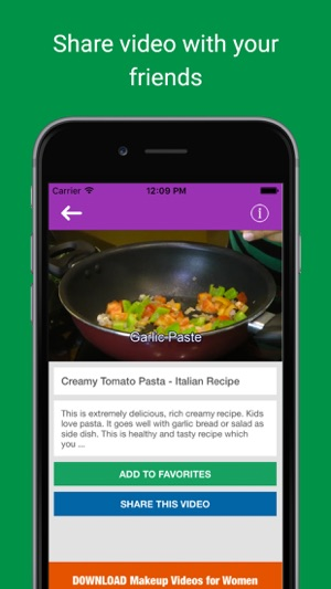 Delicious pizza cooking videos tasty pasta recipe on the app store delicious pizza cooking videos tasty pasta recipe on the app store forumfinder Image collections