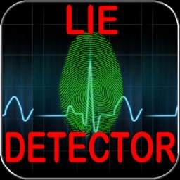 Truth and Lie Detector - Finger Scanner Truth and Lie Detector