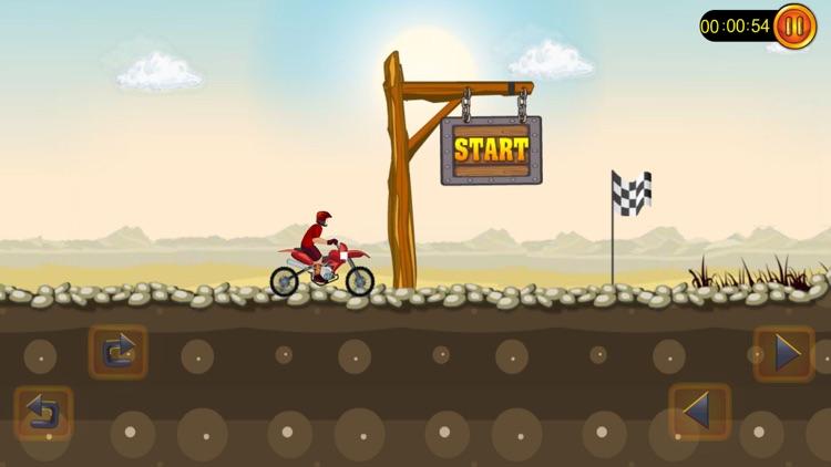 沙滩急速摩托车 - 竞技赛车游戏 screenshot-3