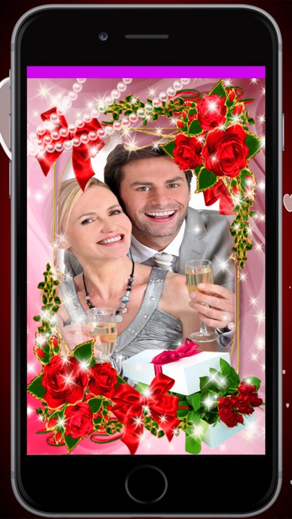 Forever Love Photo Frames HD