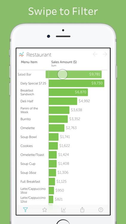 Vizable - Explore Your Data screenshot-3