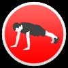 Plank - static interval trainings