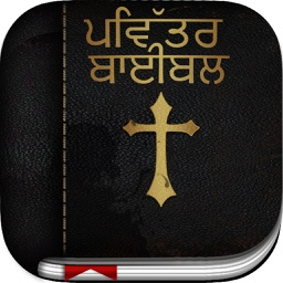 Punjabi Bible: Easy to use Bible app in Punjabi for daily Bible book reading