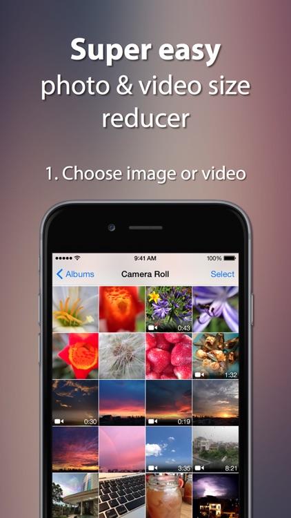 Minima Pro - Image & Video Resizer