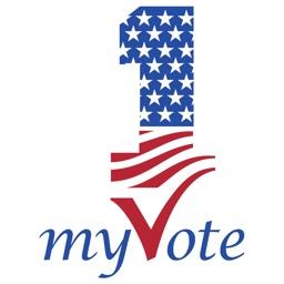 1myVote - Voter Resources & Candidate Info