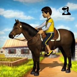 VR Crazy Horse Simulator