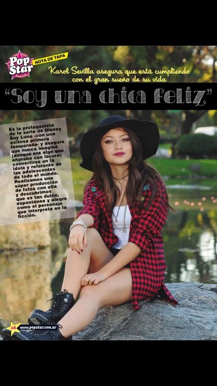 Pop Star (revista) screenshot-3