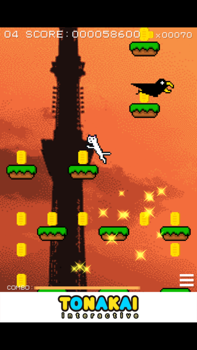 仔猫がジャンプでアクション にゃんジャンぴょん!のおすすめ画像2