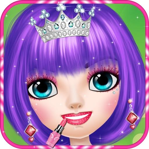 Baby Princess Makeup Salon