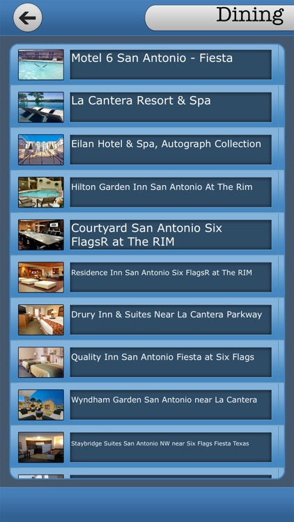 Best App For Six Flags Over Texas screenshot-4