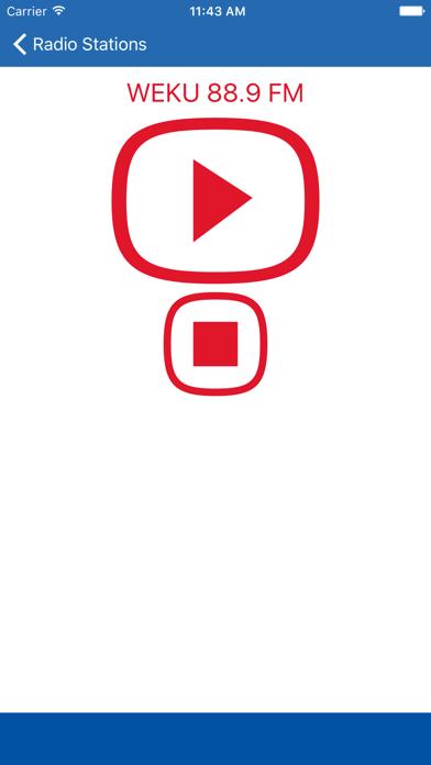 Radio Channel Kentucky FM Online Streaming screenshot two