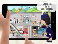 Tiny Airport: Toddler's App ipad images
