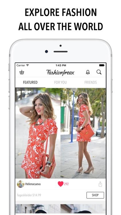 Fashionfreax Fashion Street Style App