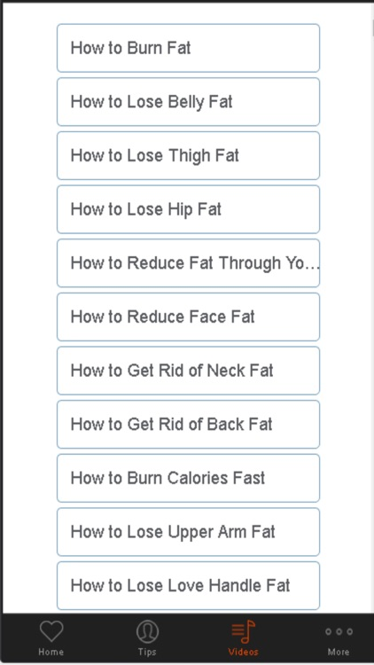 Fat Burning - Learn How to Burn fat Fast screenshot-4