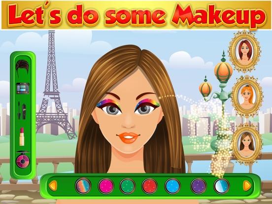 ... Screenshot #2 for Travel Dress up-Girls Kids hot fabulous free fashion dress up ...