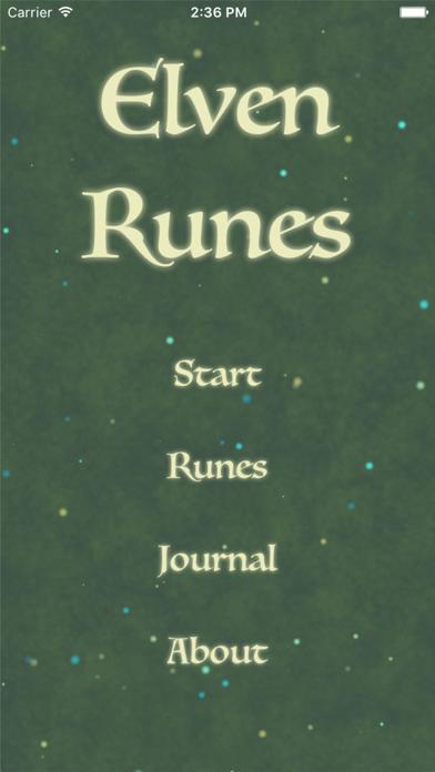 Elven Runes review screenshots
