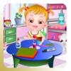 Baby Hazel : Craft Time