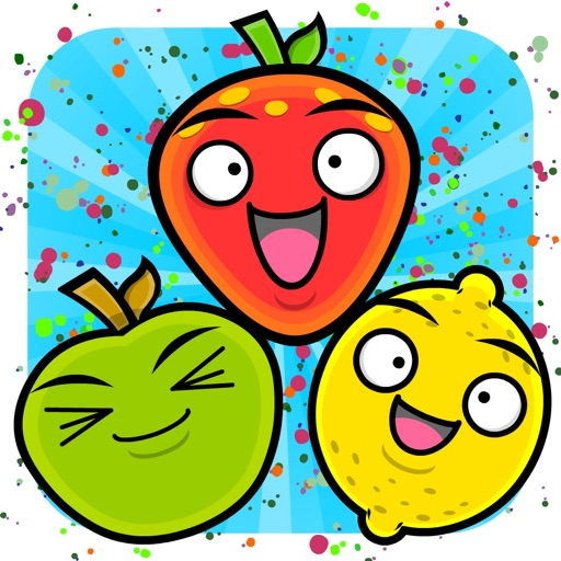 Jumpy Fruits Free - By Addicting Lettu Games