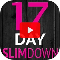 17 Day Slim Down Diet for Beginners - Eating Plan, Shopping List and Weight Loss