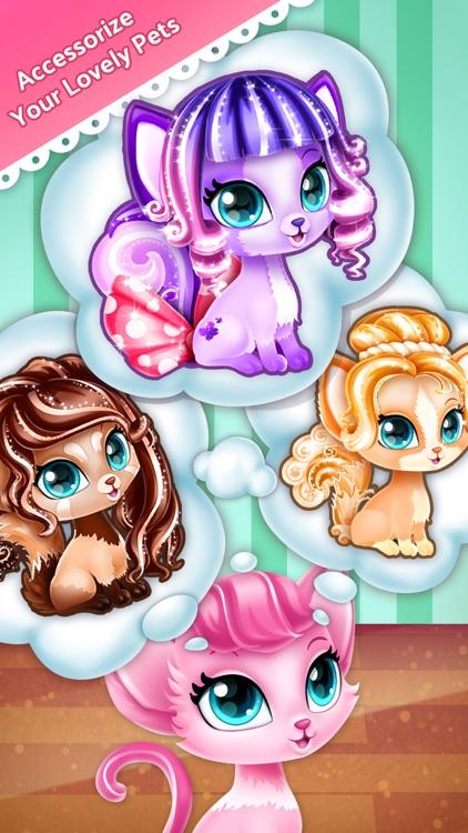 Princess Pet Hair Salon - Royal Birthday Party Makeover