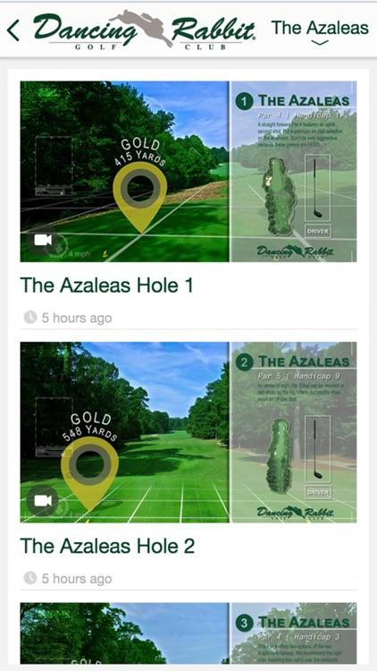 Dancing Rabbit Golf Course screenshot-3
